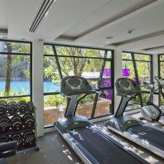 Отель Novotel Phuket Kata Avista Resort And Spa фитнесс-зал фото 3