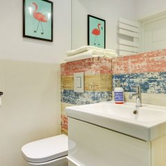 Апартаменты Lion Apartments - Monte Deluxe ванная