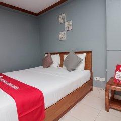 Отель Nida Rooms Charoenrat Bangklo Boulevard At Howard Square Таиланд, Бангкок - отзывы, цены и фото номеров - забронировать отель Nida Rooms Charoenrat Bangklo Boulevard At Howard Square онлайн комната для гостей фото 4