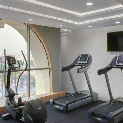 DoubleTree by Hilton Hotel Riyadh - Al Muroj Business Gate фитнесс-зал фото 3