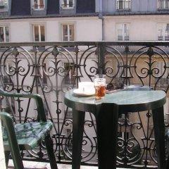 Отель Hôtel Victoria балкон
