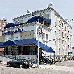 Отель Best Western Jamaica Inn парковка
