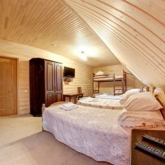 Гостиница Вилла Леку комната для гостей фото 3