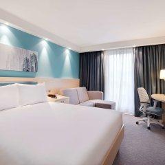 Отель Hampton by Hilton Bristol Airport комната для гостей