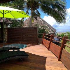 Отель Villa Anuanua - Moorea Папеэте балкон