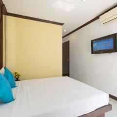 Отель Patong Buri комната для гостей фото 5