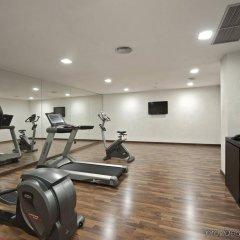 Отель Exe Moncloa Мадрид фитнесс-зал