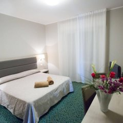 Отель Smeraldo Италия, Абано-Терме - отзывы, цены и фото номеров - забронировать отель Smeraldo онлайн комната для гостей фото 4