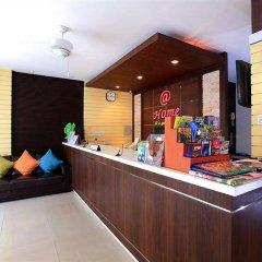 @Home Boutique Hotel Patong интерьер отеля фото 3