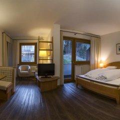 Hotel Der Waldhof Лана комната для гостей фото 5