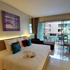 Отель The Kee Resort & Spa 4* Стандартный номер с различными типами кроватей фото 5