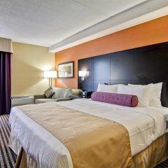 Отель Best Western Plus Toronto North York Hotel & Suites Канада, Торонто - отзывы, цены и фото номеров - забронировать отель Best Western Plus Toronto North York Hotel & Suites онлайн комната для гостей фото 5