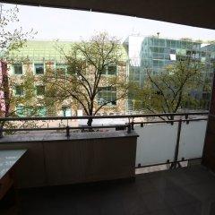 Апартаменты ASKI Powisle Copernicus Apartment балкон