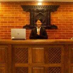 Отель Kumari Boutique Hotel Непал, Катманду - отзывы, цены и фото номеров - забронировать отель Kumari Boutique Hotel онлайн интерьер отеля