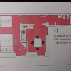 Отель B&B Interno 3 Бари интерьер отеля фото 2