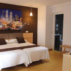 Отель Hostal Falfes комната для гостей фото 2