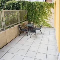 Апартаменты Limes Apartments балкон