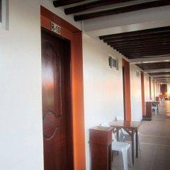 Отель LSM Square Residence Филиппины, остров Боракай - отзывы, цены и фото номеров - забронировать отель LSM Square Residence онлайн балкон