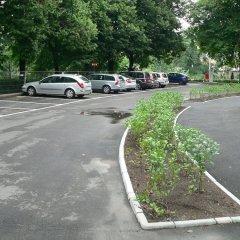 Anker Hotel Осло парковка