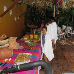 Отель Aparthotel Guijarros Гондурас, Тегусигальпа - отзывы, цены и фото номеров - забронировать отель Aparthotel Guijarros онлайн питание фото 3