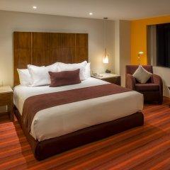 Отель Camino Real Aeropuerto Mexico комната для гостей фото 4