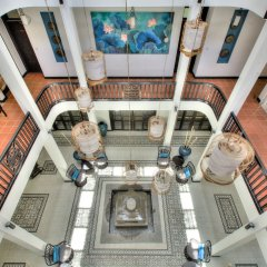 Отель Hoi An Trails Resort интерьер отеля