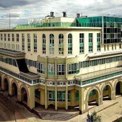 Бизнес Отель Евразия балкон