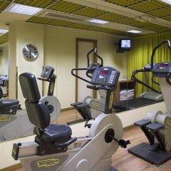 Отель UNAHOTELS Scandinavia Milano фитнесс-зал фото 2