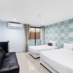 Апартаменты Asia Place Apartment Бангкок комната для гостей фото 3