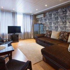 Апартаменты LikeHome Apartments Arbat комната для гостей фото 5