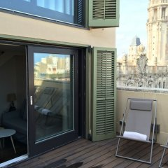 Отель Duquesa Suites балкон
