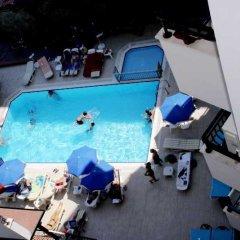 Aroma Hotel Аланья фитнесс-зал