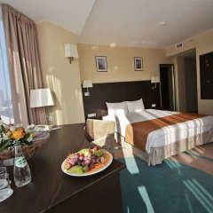 Гостиница Балтия комната для гостей фото 7
