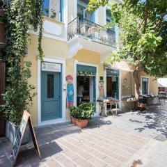 Отель Ancient Agora Apartments Греция, Афины - отзывы, цены и фото номеров - забронировать отель Ancient Agora Apartments онлайн