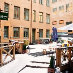 Отель City Backpackers Hostel Швеция, Стокгольм - 3 отзыва об отеле, цены и фото номеров - забронировать отель City Backpackers Hostel онлайн с домашними животными