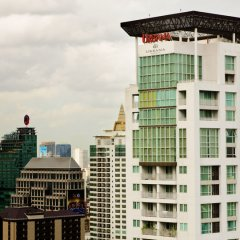 Отель Urbana Langsuan Бангкок городской автобус