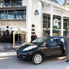 Отель Pan Pacific Vancouver Канада, Ванкувер - отзывы, цены и фото номеров - забронировать отель Pan Pacific Vancouver онлайн городской автобус