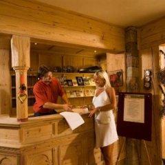 Отель Alpwellhotel Burggräfler Лана гостиничный бар