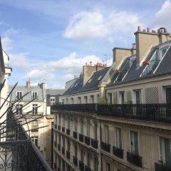 Отель Hôtel Adèle & Jules балкон