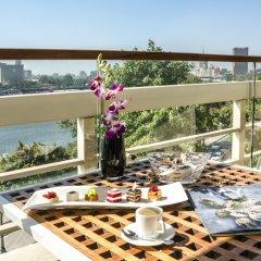 Kempinski Nile Hotel Cairo балкон