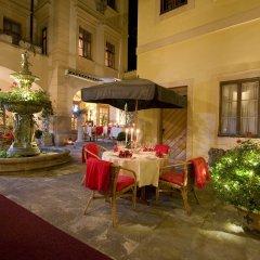 Отель Alchymist Grand Hotel & Spa Чехия, Прага - 5 отзывов об отеле, цены и фото номеров - забронировать отель Alchymist Grand Hotel & Spa онлайн питание фото 3