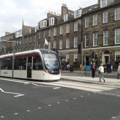Отель Indigo Edinburgh Великобритания, Эдинбург - отзывы, цены и фото номеров - забронировать отель Indigo Edinburgh онлайн городской автобус