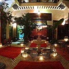 Отель Riad Harmattan Марракеш питание