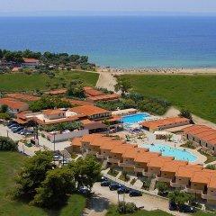 Отель Village Mare Греция, Метаморфоси - отзывы, цены и фото номеров - забронировать отель Village Mare онлайн пляж фото 2