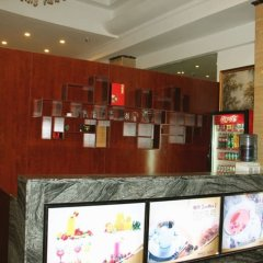 Отель Greentree Eastern Jiangxi Xinyu Yushui Government гостиничный бар