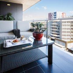 Emporium Hotel балкон