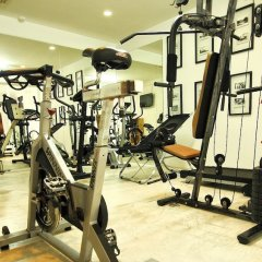 Отель Sugar Palm Grand Hillside фитнесс-зал фото 4