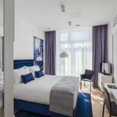 Hotel Indigo Warsaw - Nowy Swiat комната для гостей фото 2