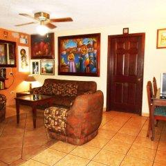 Отель Suites Los Jicaros интерьер отеля