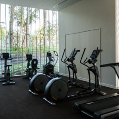 Отель Unixx South Pattaya By Grandisvillas Паттайя фитнесс-зал фото 4